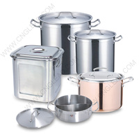 Chinese fashion italian stainless steel cookware