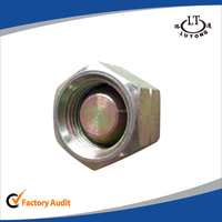 Nipple nut copper hydraulic pipe fitting assembly adapter Ningbo