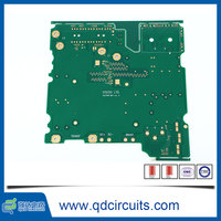 143.6 mm*112.4 mm (1up) 8 layer pcb circuit board for power inverter