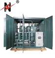 Transformer Oil Filtration Plant,Unqualified Insulating Oil Refinery Equipment