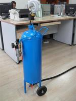sale sandblaster pot tank portable sand blasting machine price