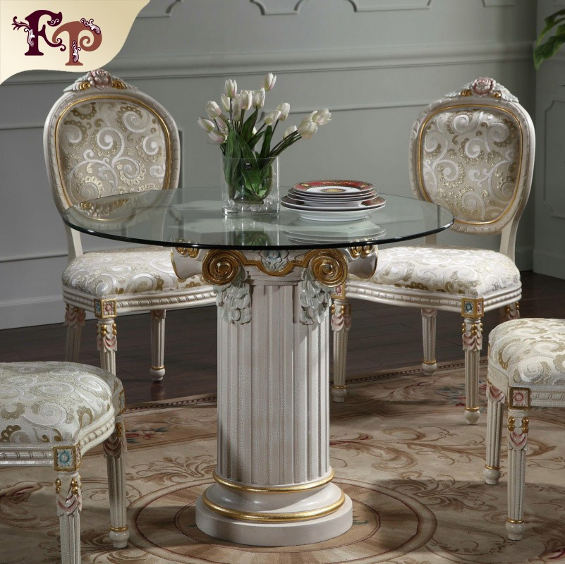 Solid Wood Antique Dining Table Suppliers And Manufacturers At Alibaba