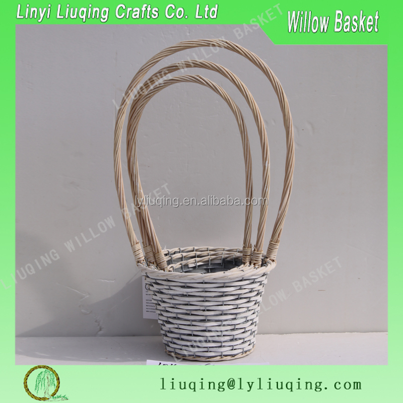 Handmade bulk wicker baskets/Easter egg basket