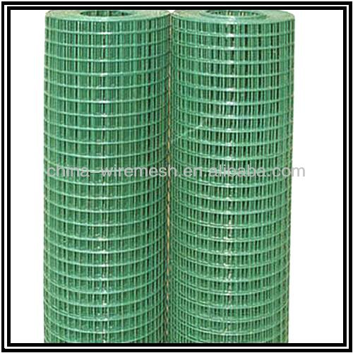PVC coated welded wire mesh 2x4/electric welding mesh pvc coated