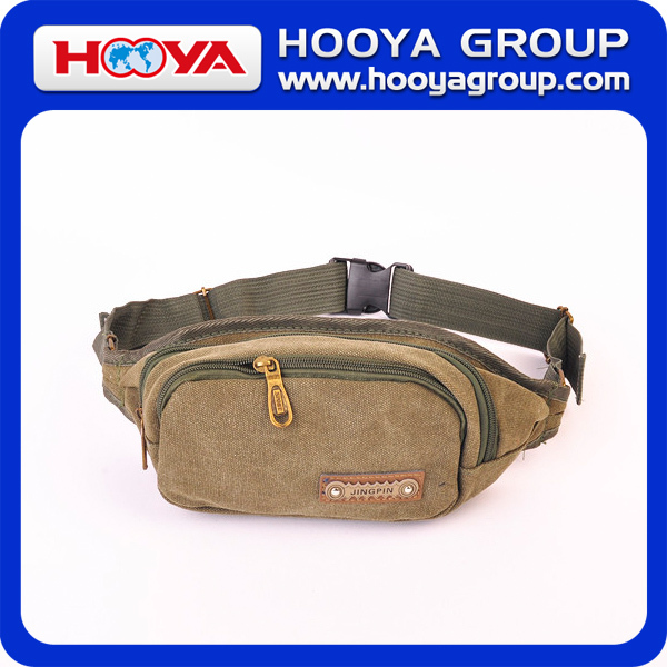 canvas outdoor/travel/sport waist bag