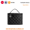 Big Size Nylon Cosmetic Bags With Quality Zipper Single Layer Travel Makeup Bags