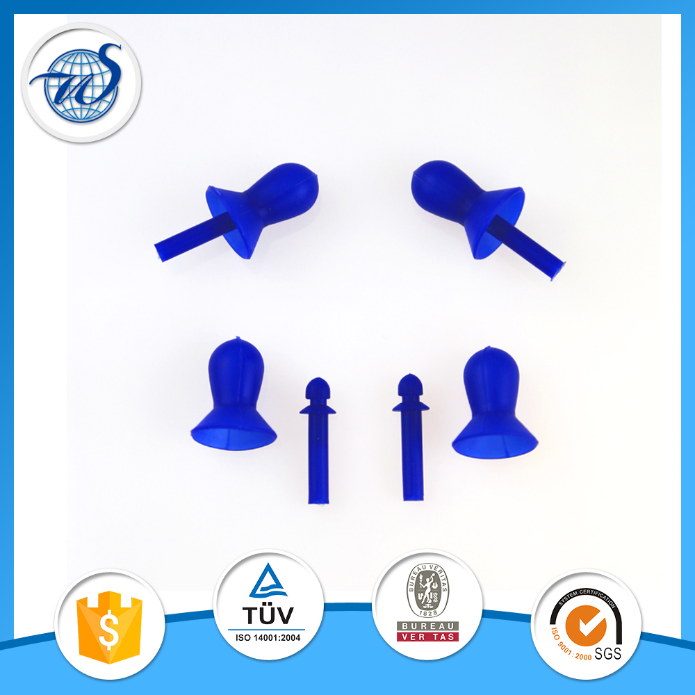soundproof silicone earplugs/ear plug MANUFACTURER
