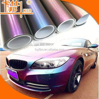 Miraculous! color changing car body sticker,cover film