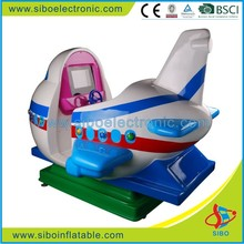 High quality kiddie helicopter rides in coin operated