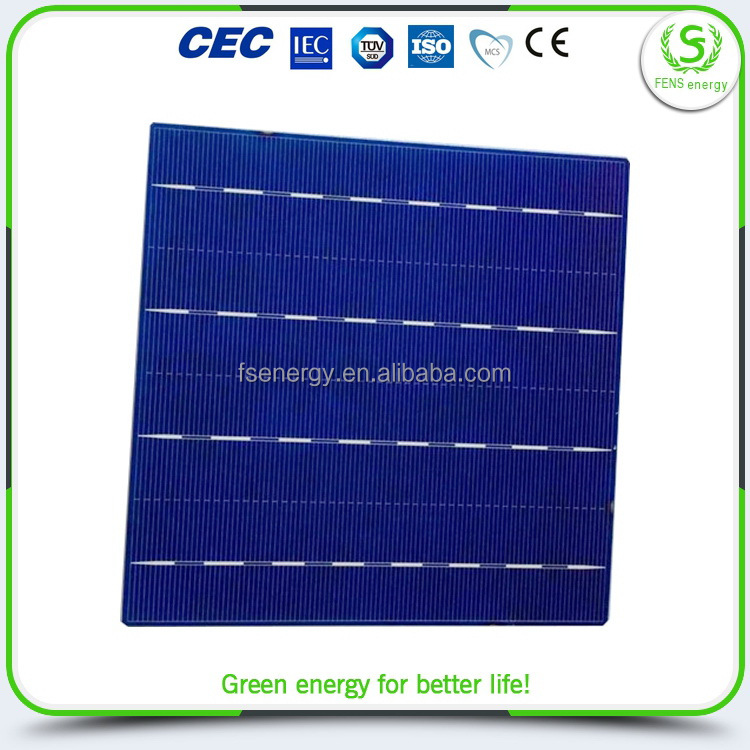 Top level new coming broken solar cell for sale