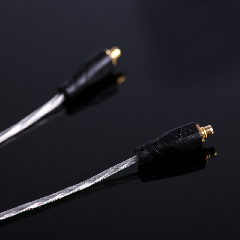 MMCX CABLE SILVER PLATED