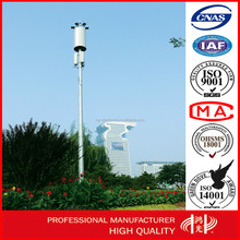Anti-rust Telecommunication Steel Pole Self-support GSM Communication Tower