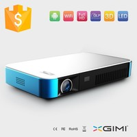 FULL HD DLP led mini pocket projector for iphone 5