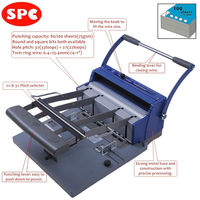 SPC RBX-100 photo album binding machine