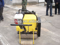 low price walk behind road vibratory roller in stock