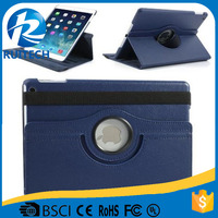 Wholesale tablet case stand flip leather case for ipad air