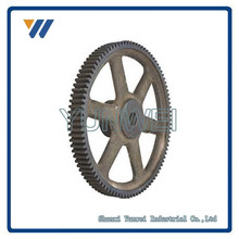 ISO9001 China Metal Foundry High Precision Switch Gear