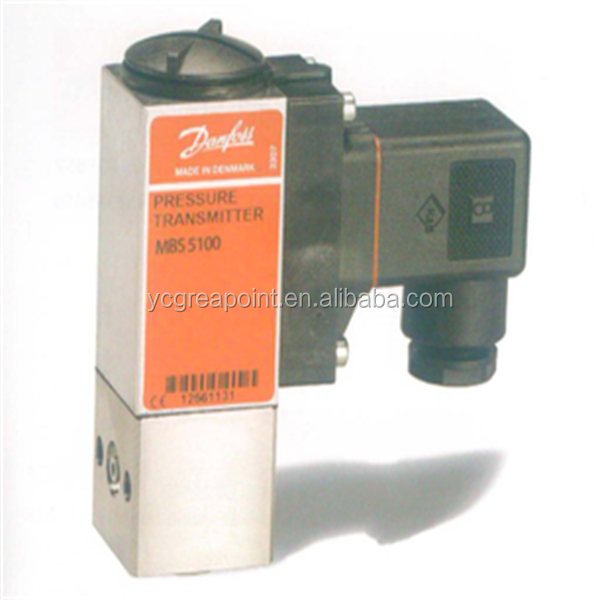 MBS5100 High accuracy pressure transmitter