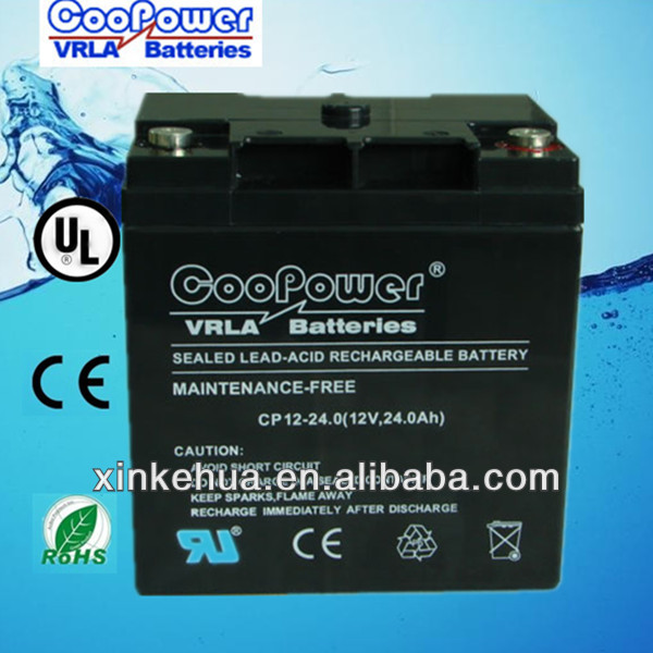 12V Batteries AGM deep cycle battery industrial batteries 12V 26AH