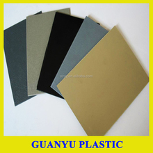 two layer abs double color plastic sheet