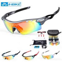 INBIKE 2016 Pro Cycling Glasses Polarized