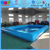 Hot sale customized inflatable swimming pool