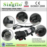 SINGFLO 17L/min 40psi 110V AC rv water pumps