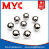 Good quality decoration 1200mm hollow chrome steel balls