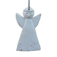 164JT314-JaneCollection resin material hot sale hanging angel decoration and beautiful Christmas decor with the best price