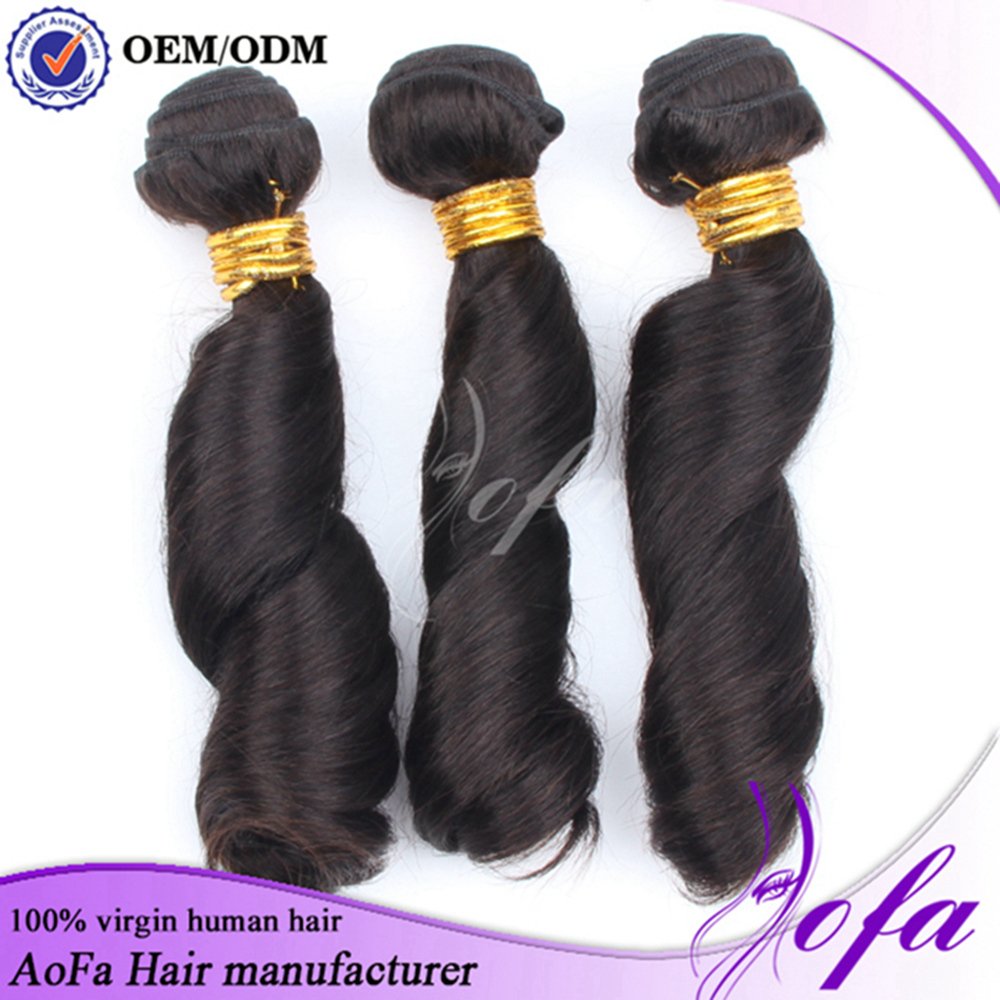 China manufacture wholesale virgin eurasian hair