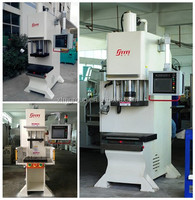 semi-automatic hydraulic press machine for fitting ,punching,stamping,shaping and samll parts of the press fit assembly