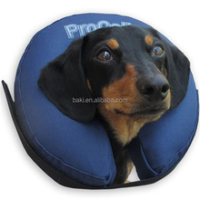 Durable Adjustable Soft Nylon Pet PVC Inflatable Dog Collar