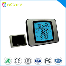 Funny digital home wireless weather station temperature