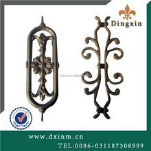 Thecast iron used iron window grill design and used cast iron fence panels for sale