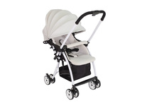 Reversible hand bar stroller baby easy folding single hand light weight