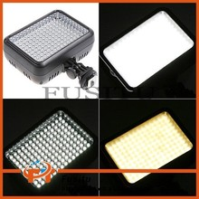 Profesional yongnuo yn1410 140 unids flash led video light para dslr canon eos 7d