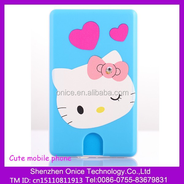 Small cute home phone 1.44 inch cute girl mobile phone GSM 850/900/1800/1900Mhz mini cell phone M1