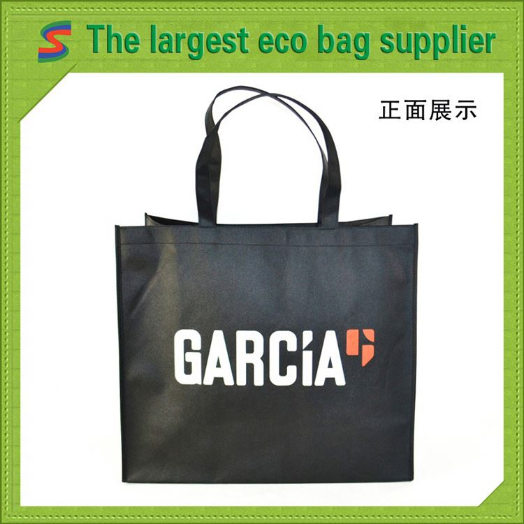 Non Woven Bags With Drawstring New Style Pp Non Woven Shopping Bag With Handle