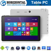 Laptops Quad core Wifi Bluetooth 2GB+32GB IPS screen 8inch 10.1 inch 11.6 inch Win8 Tablet PC