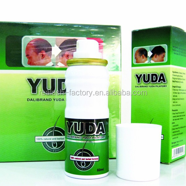 2016 men hair loss treatment popular lasting Yuda hair growth spray