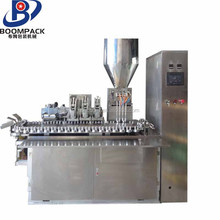 GMP Standard soft tube filling and sealing machine for tomato sauce factory Direct marketing
