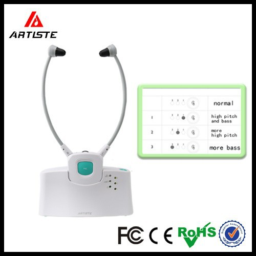 Best listening devices power amplifier hearing aid 2015