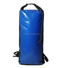 500D pvc tarpaulin waterproof dry bag sport backpack