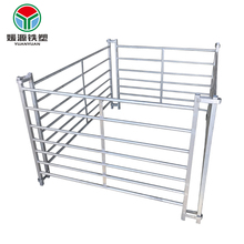ODM Supply livestock galvanized low price high quality steel fence corral sheep panels