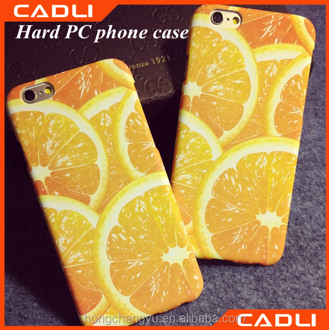 summer cool cute design hard plastic phone case cover shell for iphone 6 6s