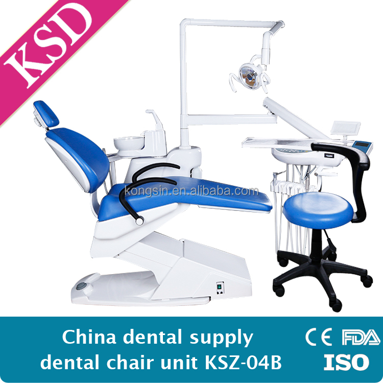 Very popular chinese dental unit chair /Low dental chairs unit price