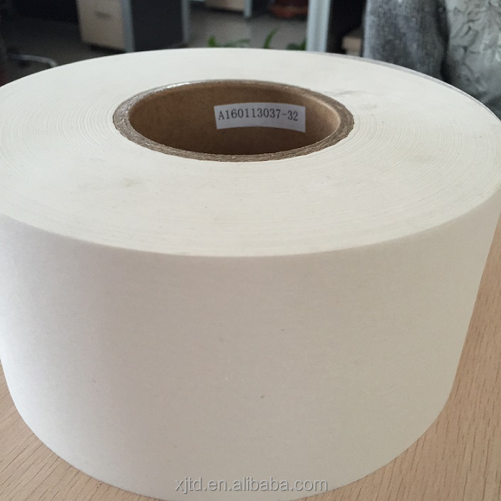 Glatfelter quality non-heat sealing filter paper in roll supplying by China Amusen factory