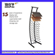 wholesale custom metal shelf mosaic tiles showing display rack plant stand HSX-Z-571