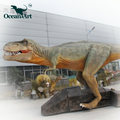 OAC0073 Dinosaur Theme park living theatre walking T-rex
