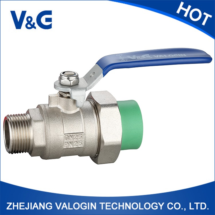 "China Supplier Valogin Good Quality 1/2"" Ball Valve/hydraulic valve"